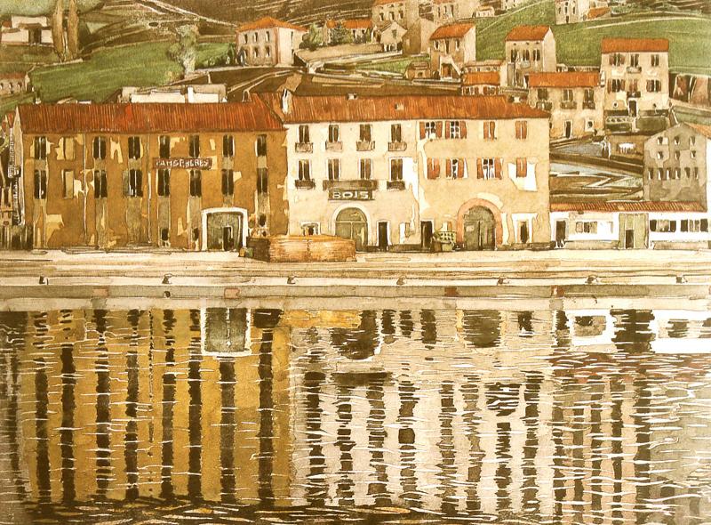 Landscape Ping Inspiration Charles Rennie Mackintosh